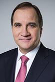Statsminister Stefan Löfvén Statsrådsberedningen