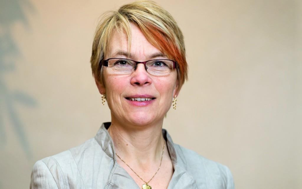 Psykiatrisamordnaren: Kerstin Evelius och Supportersamordnaren :Agneta Blom Foto: Martina Huber/Regeringskansliet