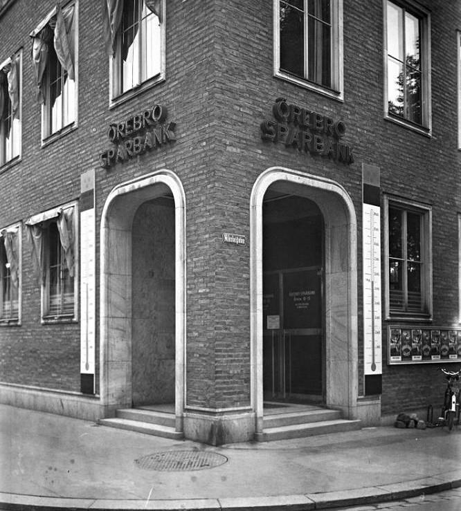 swedbank nygammal entre