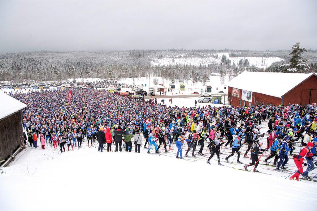 SÄLEN-MORA 2016-03-06 Foto Ulf Palm