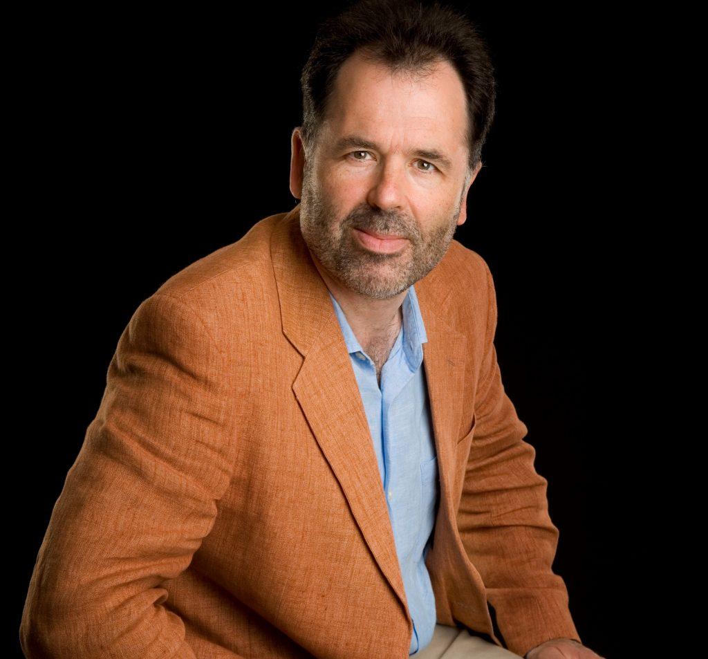 Gregor Zubicky, konstnŠrlig produktionschef Konserthuset i …rebro