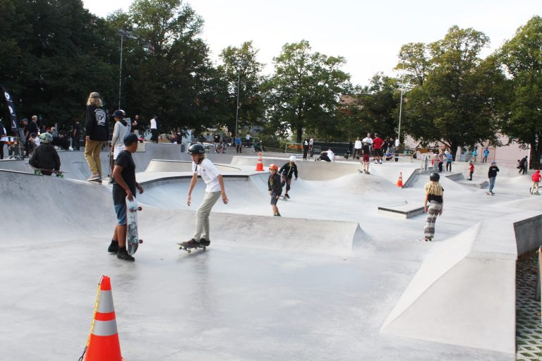 skateparken-start