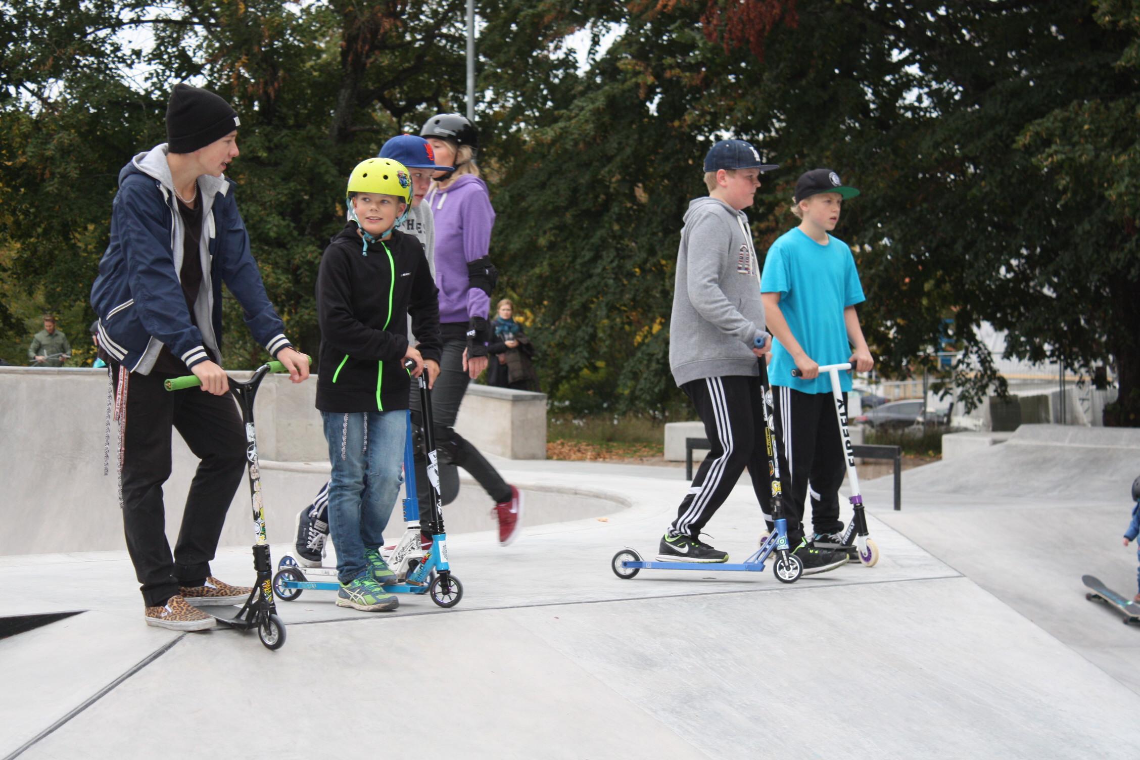 skateparken-kickbike