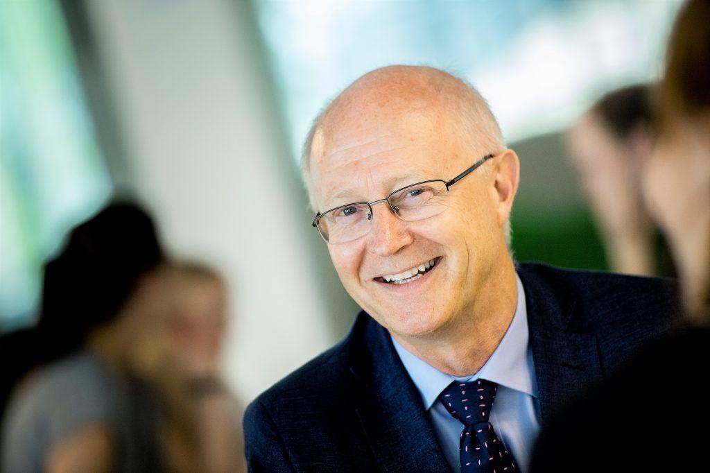 Professor Johan Schnürer, rektor för Örebro universitet.
